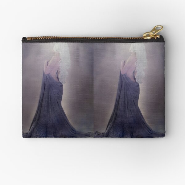 Now Has Come The Time For Silence Zipper Pouch