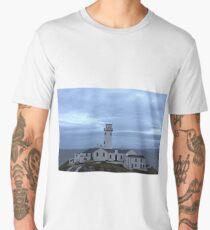 Fanad Head Lighthouse Co. Donegal Ireland Men's Premium T-Shirt