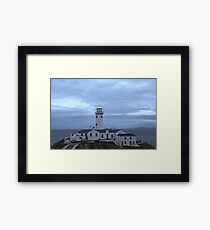 Fanad Head Lighthouse Co. Donegal Ireland Framed Print