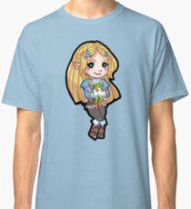 Legend of Zelda: Breath of the Wild - Zelda Classic T-Shirt