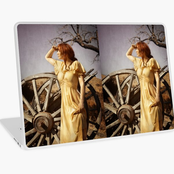 Hope Of Heaven When Their Lives Ain't Lived Laptop Skin