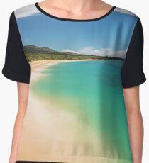 Big Beach Dream Women's Chiffon Top