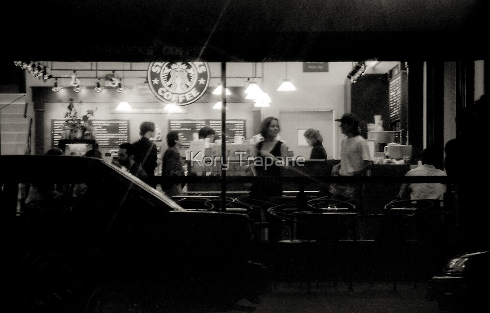 SS Coffee by Kory Trapane