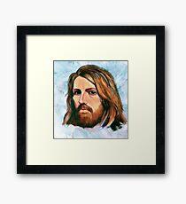 Portrait of Joseph Framed Print