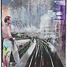 Subway surfer  by Stefanie Le Pape
