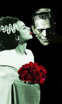 The Seduction Of Frankenstein by Jennifer Dornak