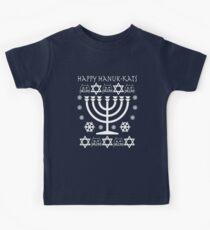 Happy Hanuk-kats Kids Clothes