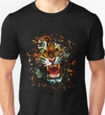 Tiger Roar (Pattern) T-Shirt