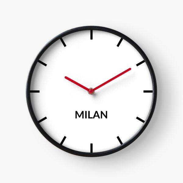 Milan, Italy Uhr