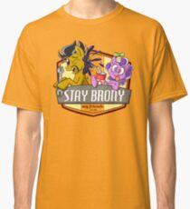 Stay Brony My Friends Garage Classic T-Shirt