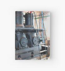 Fairbanks Morse Engine Hardcover Journal