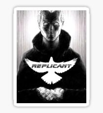 Replicant Sticker