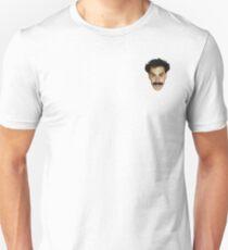 Borat - Head Unisex T-Shirt