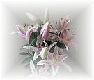 Lilies by Sandy Keeton