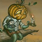 Pumpkid by mattmoys