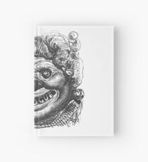 Nightmarish Jester (Balzac, Honoré de) (Doré, Gustave) Hardcover Journal