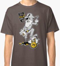 THE PIRATE GOLD -  cartoon vector design Classic T-Shirt