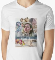 Malibu Men's V-Neck T-Shirt