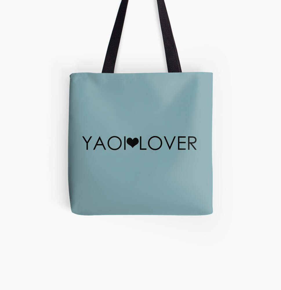 Yaoi Lover All Over Print Tote Bag
