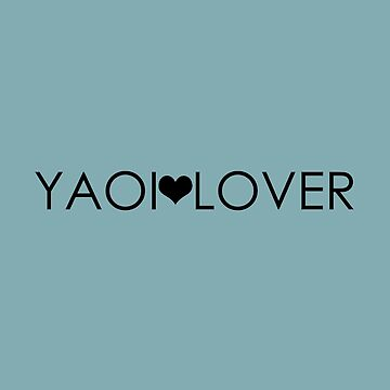 Yaoi Lover by v--r