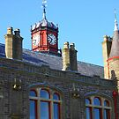 The Clock Tower, The Old Town Hall, Stornoway von BlueMoonRose