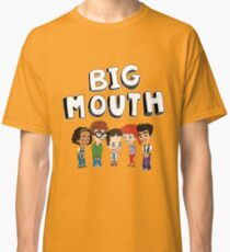 Big Mouth - Netflix Classic T-Shirt