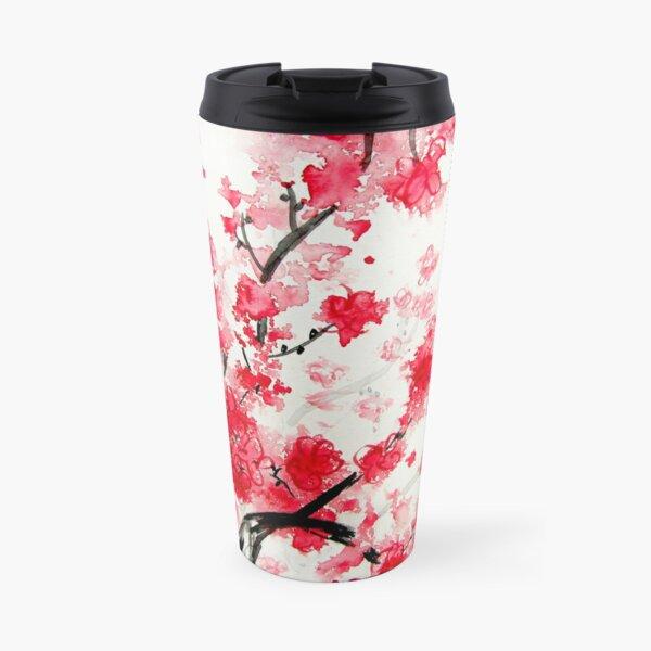 Kirschblüten Thermobecher