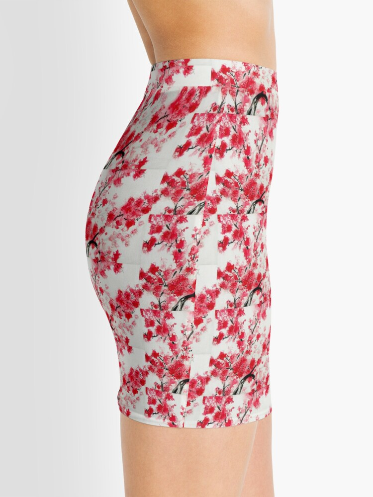 Alternate view of Cherry Blossoms Mini Skirt