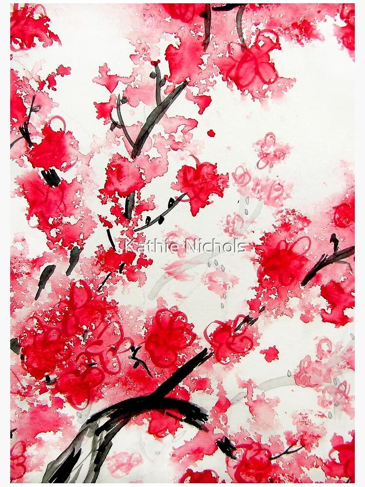 Cherry Blossoms by KathieNichols