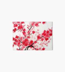 Cherry Blossoms Art Board