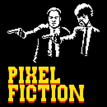 Pixel Fiction  by frostbp