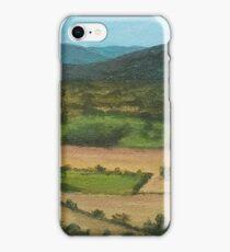 Harris Hill Overlook by Laura Jaen iPhone Case/Skin