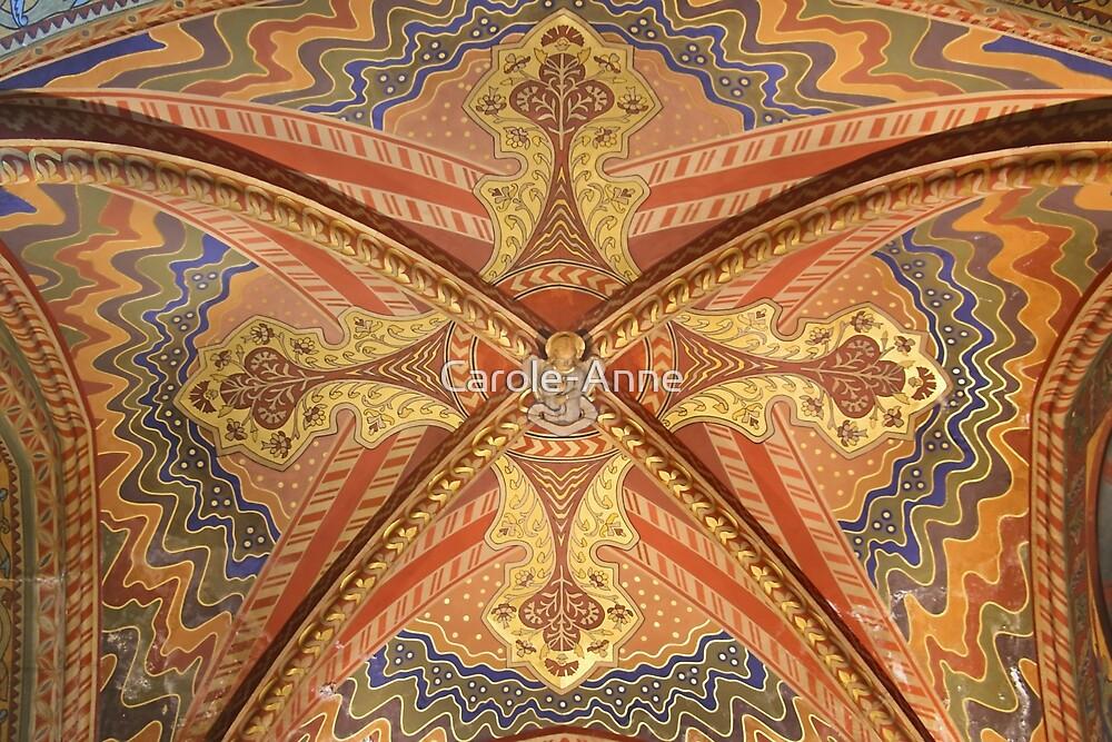 Ceiling by Carole-Anne