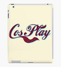 Cosplay iPad Case/Skin