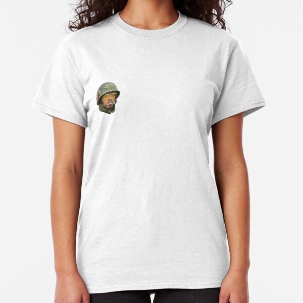 Kirk Lazarus - Head (Tropic Thunder) Classic T-Shirt