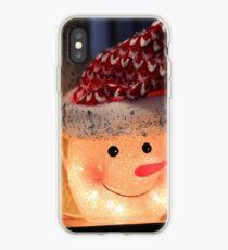 Schneemänner glühen iPhone-Hülle & Cover