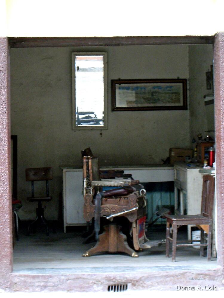 Ye Olde Barber Shop by alwaysdrc