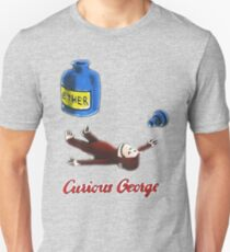 Curious George Breathes in Ether Unisex T-Shirt