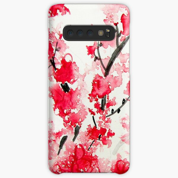 Cherry Blossoms Samsung Galaxy Snap Case