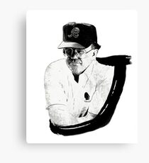 Joe Gibbs Canvas Print
