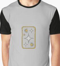 Tarot Card Design Graphic T-Shirt