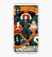 Vinilo o funda para iPhone Camiseta del cartel del viaje de Sanderson Sisters