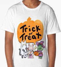 Trick or Treat! Long T-Shirt
