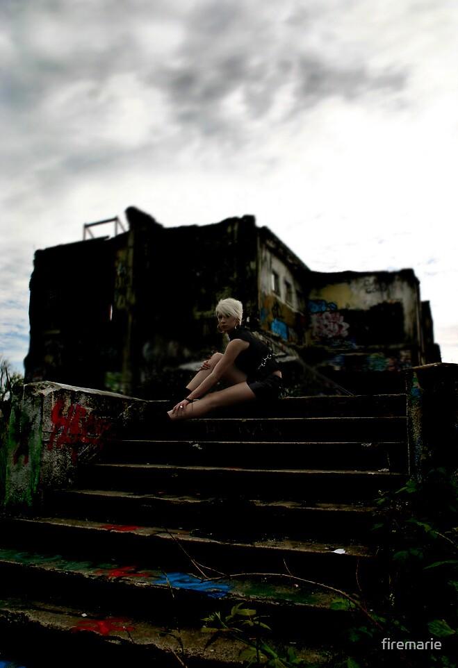 The Asylum by firemarie