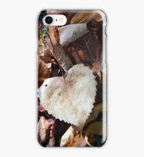 I Heart Nature iPhone Case/Skin