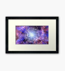 Sovngarde Sky Framed Print