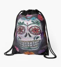 Imaginative Skull Drawstring Bag