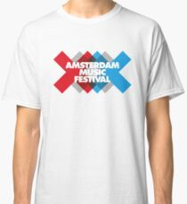 amf - the fame music festival on european Classic T-Shirt