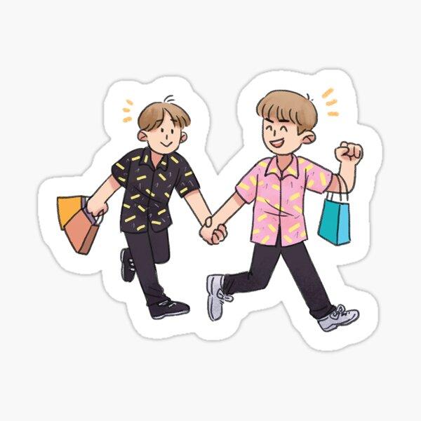 Wanna One Go - Jinhwi Sticker