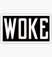 woke  Sticker